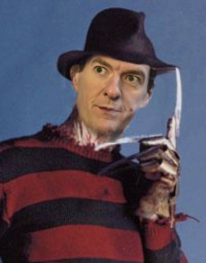 freddy Osborne kruger