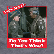 dads army wise